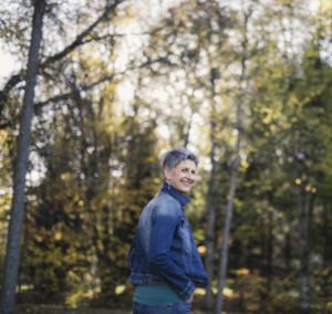 Über ich - Monika Aurora Deutsch